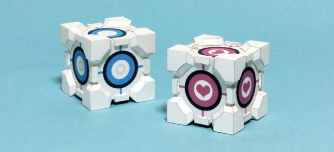 Portal キューブ