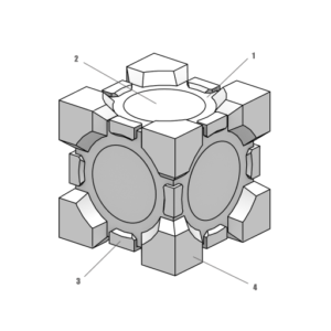 Portal キューブ マニュアル